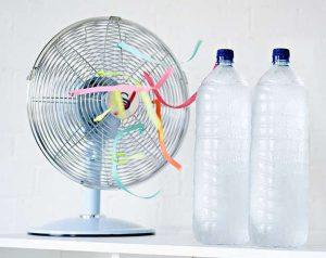 departamento verano ventilador hielo