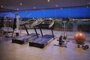 departamento comodidad esencial gym