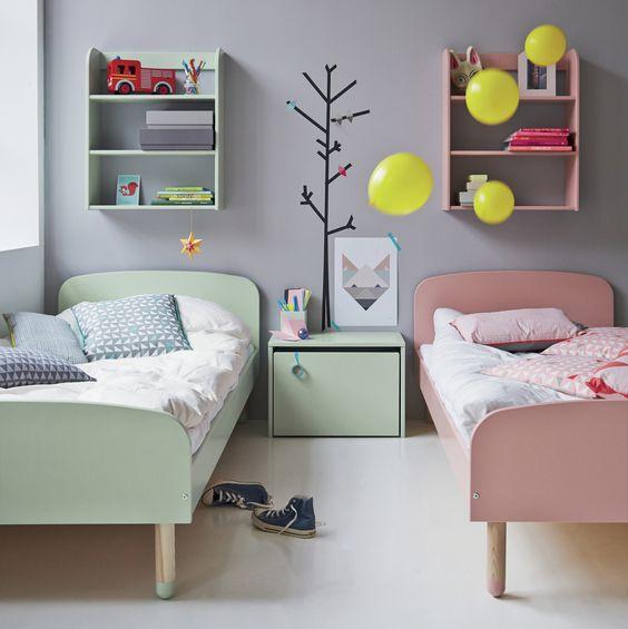 Departamentos: Cómo diseñar y decorar una habitación para niños