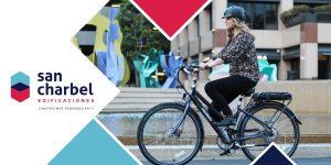 ir en bicicleta al trabajo desde tu departamento nuevo