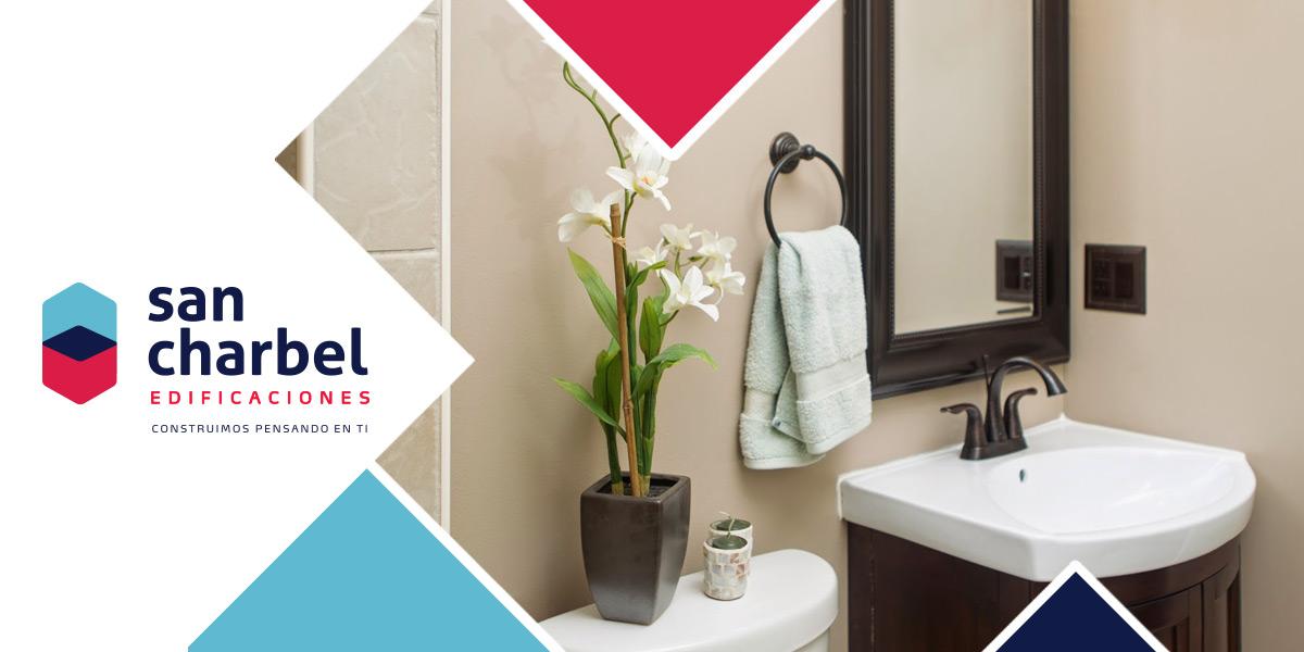 e3b4206dea6e Qué tener en el baño de invitados de tu departamento nuevo | San ...